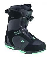 сноубордические ботинки Head GALORE PRO BOA black