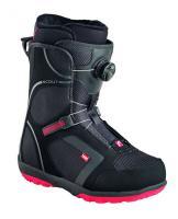 сноубордические ботинки Head SCOUT PRO BOA black