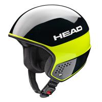 Горнолыжный шлем Head STIVOT RACE Carbon black/lime