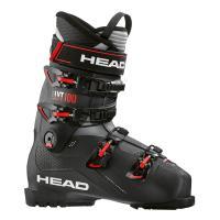горнолыжные ботинки Head EDGE LYT 100 BLACK / RED