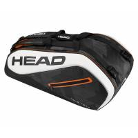 сумка для тенниса Head Tour Team 9R Supercombi BKWH