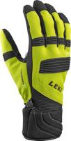 перчатки Leki EleMents Platinum S lime-black