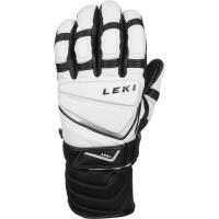 перчатки Leki Griffin Pro S Speed System white-chrome-black