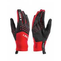 Перчатки Leki Nordic Race black-red