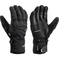 Перчатки Leki Progessive 7 S mf touch black