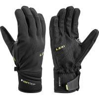 Перчатки Leki Progressive 3 S black-lime