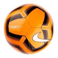Футбольный мяч Nike PTCH TRAIN - SP19 помаранчевий