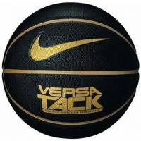 Баскетбольные мячи Nike VERSA TACK 8P BLACK/METALLIC GOLD/BLACK/METALLIC GOLD