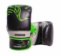 перчатки Powerplay Перчатки cнарядные GREEN COBRA
