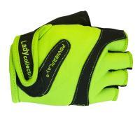 перчатки Powerplay Перчатки женские зеленые