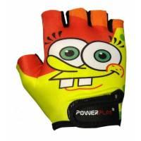Велоперчатки Powerplay Велоперчатки детские Sponge Bob