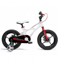 Велосипед Royal Baby Велосипед SPACE SHUTTLE белый