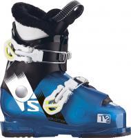 горнолыжные ботинки Salomon ALP. BOOTS T2 RT Indigo Blue Translu/Bk