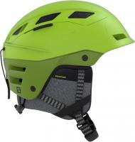 Горнолыжный шлем Salomon HELMET QST CHARGE ACID LIME