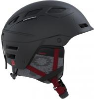 Горнолыжный шлем Salomon HELMET QST CHARGE W BLACK/CORAL