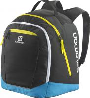 сумка Salomon ORIGINAL GEAR BACKPACK Bk/CYAN