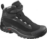 ботинки Salomon DEEMAX 3 TS WP Black/Black/Alloy