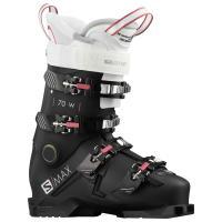 Горнолыжные ботинки Salomon S/MAX 70 W BLACK/White/Pink