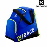 сумка для ботинок Salomon S EXTEND GEARBAG RACE BLUE/NEON YELLO
