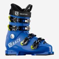Горнолыжные ботинки Salomon S/RACE 60T L RACE B/Acid Gree