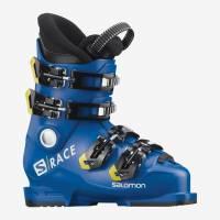 Горнолыжные ботинки Salomon S/RACE 60T M RACE B/Acid Gree