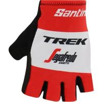 велоперчатки Santini велоперчатки Team racing gloves Trek-Segafredo