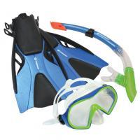 маска+трубка Schildkrot Набор Cayman маска+трубка+ласты