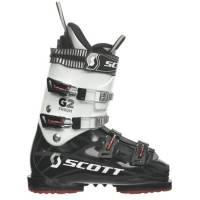 Горнолыжные ботинки Scott G2 FR 110 H чёрно/белые