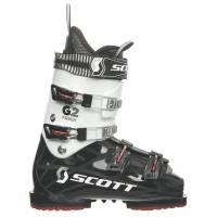 Горнолыжные ботинки Scott G2 FR 90 H чёрно/белые