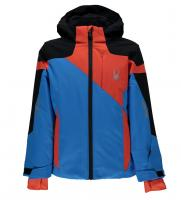 куртка Spyder BOYS CHAMBERS JACKET FRB/BLK/BRS