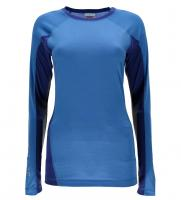 Spyder Женский верх HURON CREW BASELAYER TOP