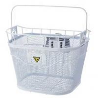багажник Topeak Корзинка на багажник Topeak Basket Front, з/фікс.F3 бел
