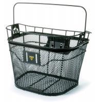 багажник Topeak Корзинка на багажник Topeak Basket Front, з/фікс.F3 черн