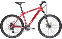 велосипед Trek 3700 Disc  красно-черный