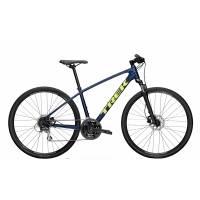 Велосипед Trek DUAL SPORT 2 M BL синій