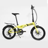 велосипед Vento FOLDY ADV Yellow Gloss