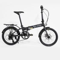 велосипед Vento FOLDY Black Matt