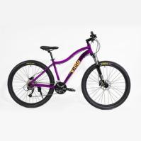велосипед Vento LEVANTE 27.5 Turqoise Gloss