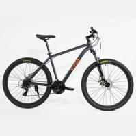 велосипед Vento MONTE 27.5 Black Gloss