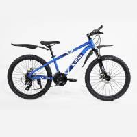 Велосипед Vento STORM 24  Blue Gloss