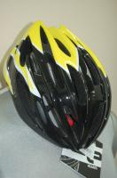 Zerorh+ Helmet Bike Road 1 SHINY BLACK - SHINY YELLOW