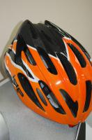 Zerorh+ Helmet Bike Road 1 SHINY ORANGE - SHINY BLACK
