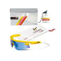 очки Zerorh+ Olympo Triple Fit LE ContadorShiny Yellow-White