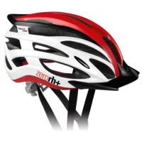 Велошлем ZeroRh Helmet TwoinOne Shiny White-Shiny Red