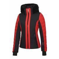 Куртка ZeroRh Engadina W JacketBlack - Red