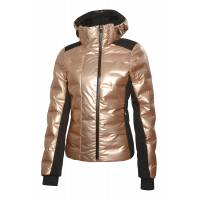Куртка ZeroRh Quasar W Jacket Rose Gold - Black