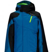 куртка Spyder BOYS GUARD CONCEPT BLUE/BLACK/BRYTE GREEN