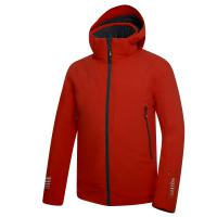 куртка ZeroRh Orion Jacket Acid Red - Grey