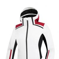 куртка Zerorh+ Deborah W Jacket White-Cherry-Black
