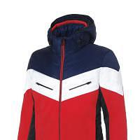 куртка ZeroRh Grand Couloir Jacket Red - Blue - White
